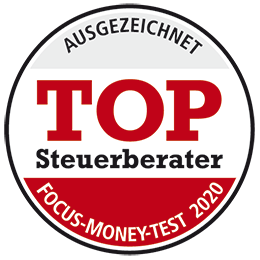 TOP-Steuerberater 2020 im FOCUS-MONEY Steuerberater-Test