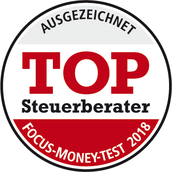 TOP-Steuerberater 2018 im FOCUS-MONEY Steuerberater-Test